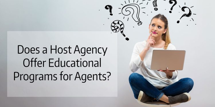 host agency education and information
