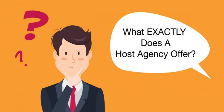 What EXACTLY does a Host Agency offer a Travel Agent in 2019?