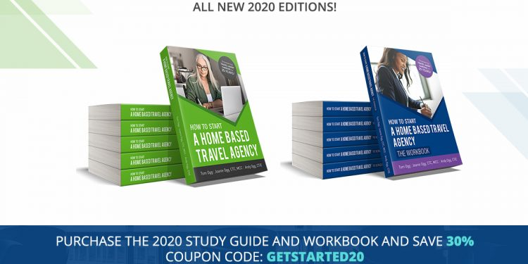 "The ""How To"" books that have helped thousands of Travel Agents get started are now released and completely updated for the 2020 year"