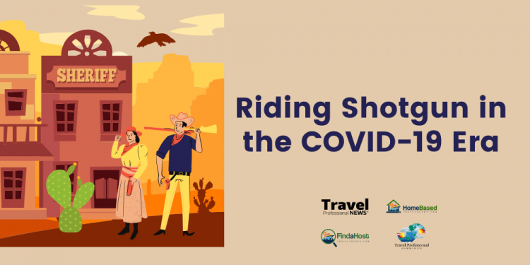 Riding Shotgun during the Covid-19 Pandemic as a Travel Professional in 2020