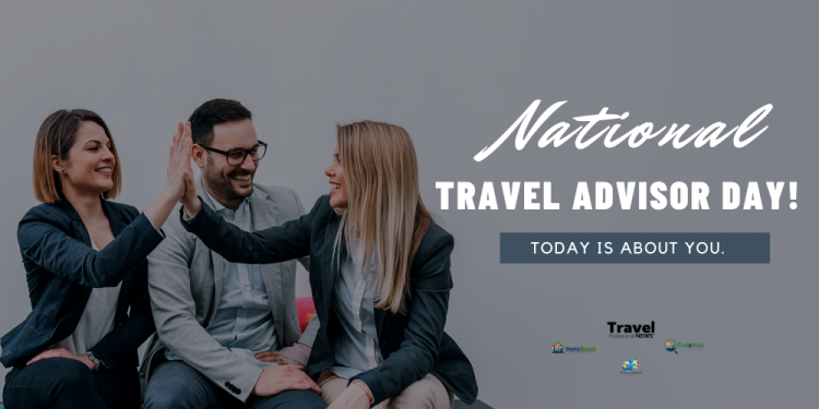 2020 National Travel Advisor Day for Travel Agents