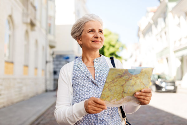 Senior Travel can be a great way to maximize your Travel Agency in 2021.