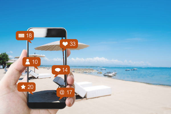 Social Media Influencer Travel can BOOST your Travel Agency Exposure