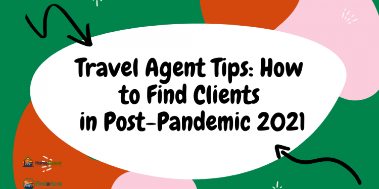 How to Find Clients as a Travel Agent in 2021 - Header