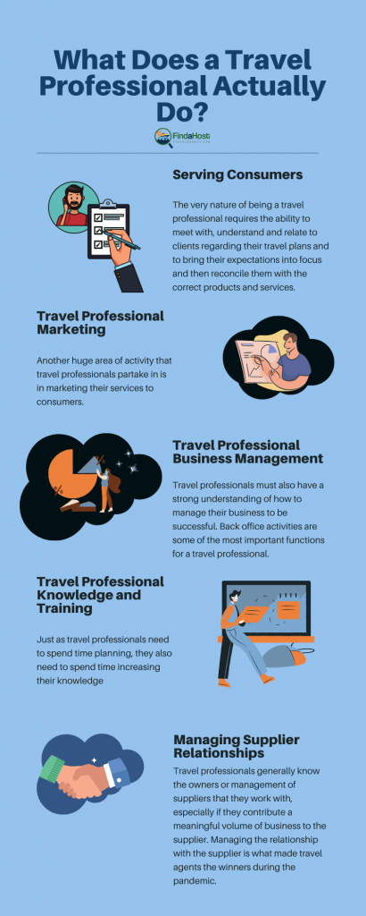What Does a Travel Professional Actually Do?
